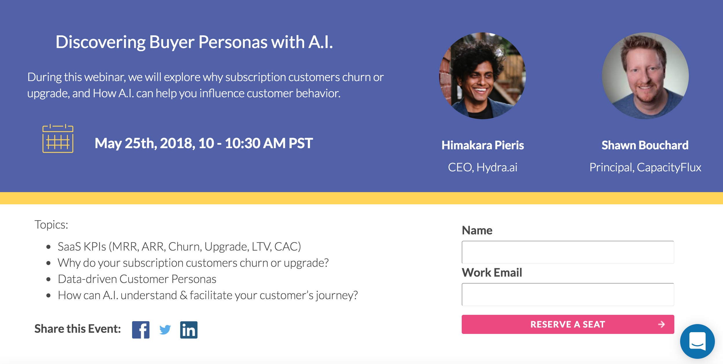 Discovering Buyer Personas with AI